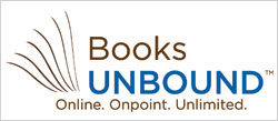 Logo for Books Unbound.