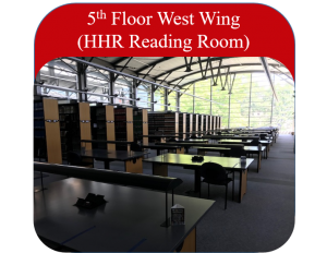 5th floor west wing reservation page icon (HHR room)