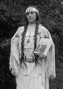 Photo of Ruth Muskrat Bronson.