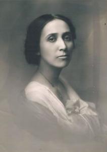 Photo of Laura M. Cornelius.