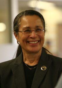 Photo of Arlinda Locklear.